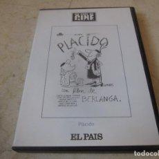 Cine: LUIS GARCIA BERLANGA - PLACIDO DVD - EL PAIS 2003. Lote 195156815