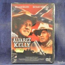 Cine: ALVAREZ KELLY - DVD . Lote 195167305