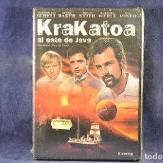Cine: KRAKATOA AL ESTE DE JAVA - DVD . Lote 195167413