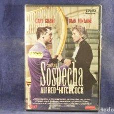 Cine: SOSPECHA - DVD . Lote 195168038