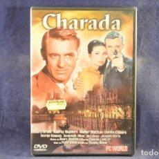 Cine: CHARADA - DVD . Lote 195168087