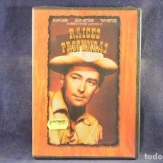 Cine: RAICES PROFUNDAS - DVD . Lote 195168121