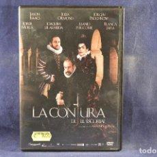 Cine: LA CONJURA DEL ESCORIAL - DVD . Lote 195187818
