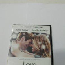 Cine: (DVS 21)LOVE HAPPENS - DVD SEGUNDA MANO TAPA FINA. Lote 195188418