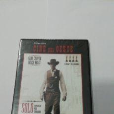 Cine: (DVS 21) SÓLO ANTE EL PELIGRO - DVD SEGUNDA MANO TAPA FINA. Lote 195188557