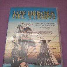 Cine: DVD. LOS HÉROES DEL TIEMPO. MONTY PYTHON.. Lote 195196277