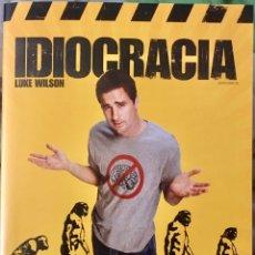 Cine: IDIOCRACIA DVD. Lote 195196771
