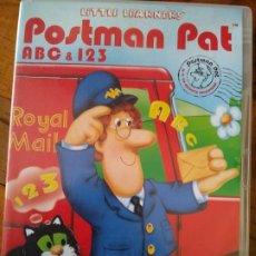 Cine: DVD POSTMAN PAT ABC 123. Lote 195201107