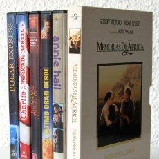 Cine: LOTE DE 6 PELÍCULAS EN DVD (CB). Lote 195201932
