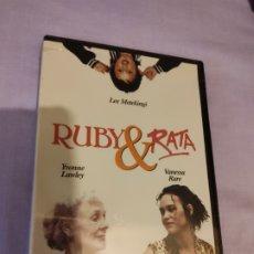 Cine: RUBY & RATA DVD . NUEVA / PRECINTADA. Lote 195216971