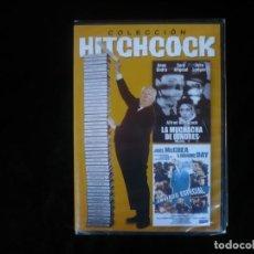 Cine: COLECCION HITCHCOCK - LA MUCHACHA DE LONDRES + ENVIADO ESPECIAL - DVD NUEVO PRECINTADO. Lote 195217240