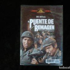 Cine: EL PUENTE DE REMAGEN - DVD NUEVO PRECINTADO. Lote 195217563