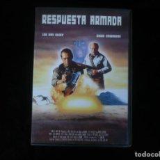 Cine: RESPUESTA ARMADA - DVD COMO NUEVO . Lote 195217741