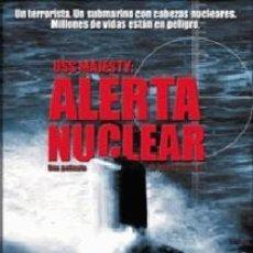 Cine: USS MAJESTY: ALERTA NUCLEAR DIRECTOR: DAVID DOUGLAS ACTORES: JIM DAVIDSON, JODI BIANCA WISE. Lote 195225693