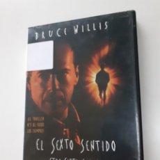 Cine: DVD PELÍCULA EL SEXTO SENTIDO.. Lote 195225901