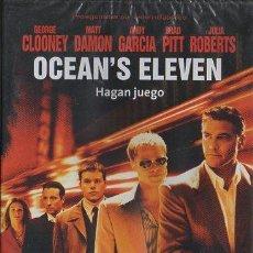 Cine: OCEAN´S ELEVEN. DVD-6911. Lote 195225956