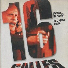 Cine: 16 CALLES. DVD-6912. Lote 195226197