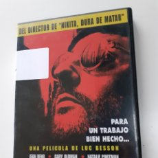 Cine: DVD PELÍCULA EL PROFESIONAL ( LEON).. Lote 195226661