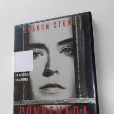 Cine: DVD PELÍCULA CONDENADA.. Lote 195227238