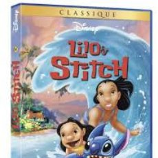 Cine: DVD LILO & STICH. Lote 195239892