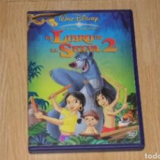 Cine: DVD EL LIBRO DE LA SELVA 2. Lote 195242881