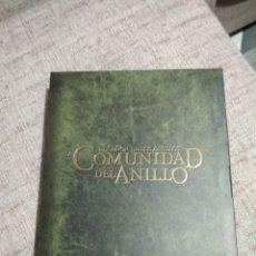 Cine: LA COMUNIDAD DEL ANILLO, VERSIÓN EXTENDIDA. Lote 195243031