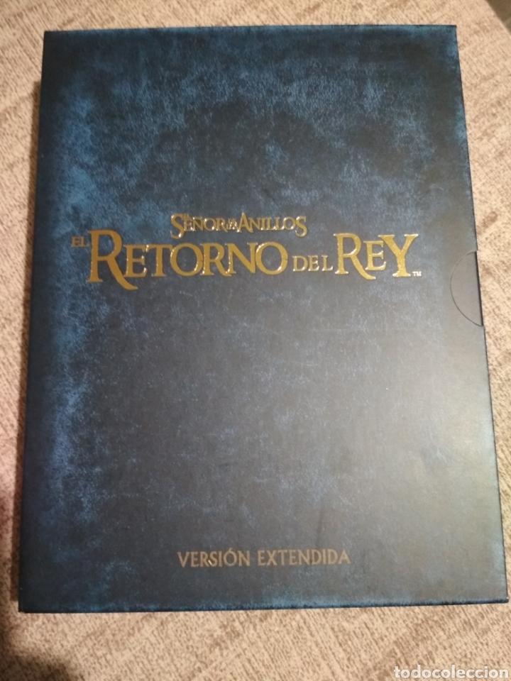 EL RETORNO DEL REY, VERSIÓN EXTENDIDA (Cine - Películas - DVD)