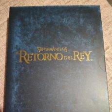 Cine: EL RETORNO DEL REY, VERSIÓN EXTENDIDA. Lote 195243626