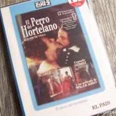 Cine: EL PERRO DEL HORTELANO, DE PILAR MIRÓ 1996. Lote 195244726