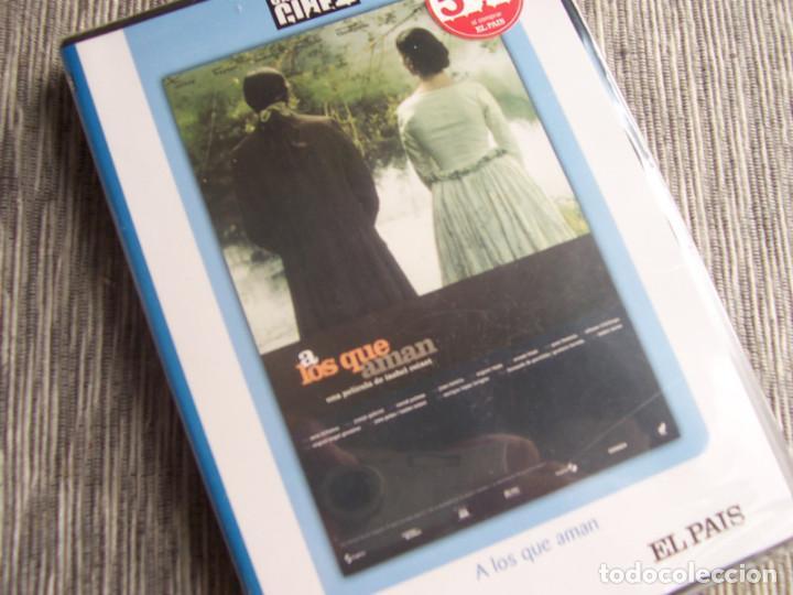 A LOS QUE AMAN, DE ISABEL COIXET. PELICULA DVD 1998 (Cine - Películas - DVD)