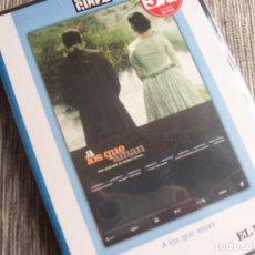 Cine: A LOS QUE AMAN, DE ISABEL COIXET. PELICULA DVD 1998. Lote 195244792