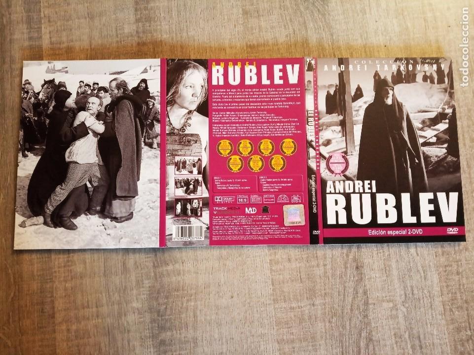 Cine: Colección Andrei Tarkovsky - 5 Películas en 8 dvds - Foto 4 - 195245170