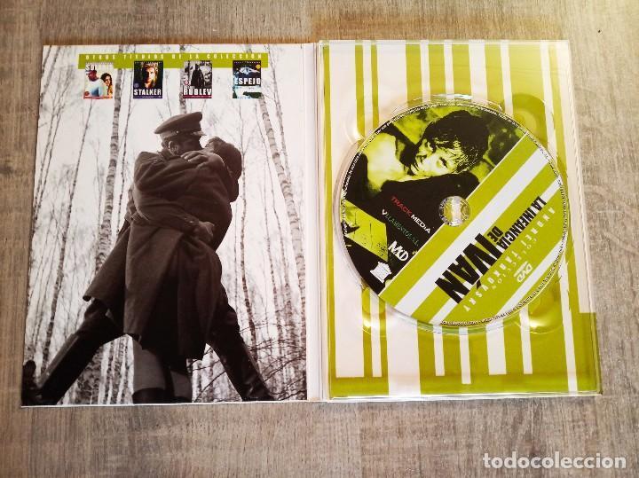 Cine: Colección Andrei Tarkovsky - 5 Películas en 8 dvds - Foto 9 - 195245170