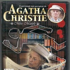 Cine: MISS MARPLE: UN CADÁVER EN LA BIBLIOTECA | AGATHA CHRISTIE'S MISS MARPLE: THE BODY IN THE LIBRARY. Lote 195248032