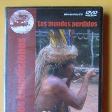 Cine: CHAMANES EN LA NIEBLA. MAGIA Y SECRETOS DE LOS BRUJOS MÁS PODEROSOS DEL PLANETA. COLECCIÓN GRANDES E. Lote 195249863