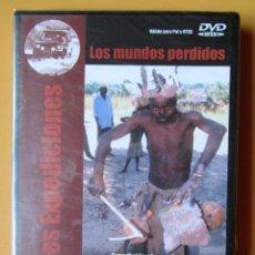 Cine: EXPEDICIÓN AL CORAZÓN DE LA MAGIA NEGRA. COLECCIÓN GRANDES EXPEDICIONES. LOS MUNDOS PERDIDOS, Nº 1 -. Lote 195249876