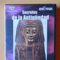 Cine: MOMIAS. EN BUSCA DE LA INMORTALIDAD. COLECCIÓN SECRETOS DE LA ANTIGÜEDAD, Nº 5 DIVERSOS AUTORES - DI. Lote 195249877