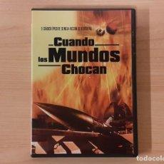 Cine: CUANDO LOS MUNDOS CHOCAN (WHEN WORLDS COLLIDE) RICHARD DERR BARBARA RUSH. Lote 195253193