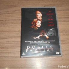 Cine: DOBLES PAREJAS DVD KEVIN KLINE KEVIN SPACEY ELIZABETH MASTRANTONIO NUEVA PRECINTADA. Lote 213729580