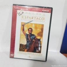 Cine: (DVS 24) ESPARTACO ‐ DVD SEGUNDA MANO TAPA FINA. Lote 195260926