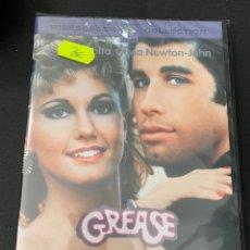 Cine: (PR29) GREASE ( DVD NUEVO PRECINTADO ). Lote 195261050