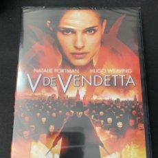 Cine: (PR29) V DE VENDETTA ( DVD NUEVO PRECINTADO ). Lote 195261115