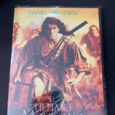 Cine: (PR29) EL ÚLTIMO MOHICANO ( DVD NUEVO PRECINTADO ). Lote 195261232