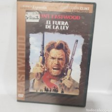 Cine: (DVS 24) EL FUERA DE LA LEY ‐ DVD SEGUNDA MANO TAPA FINA. Lote 195261257