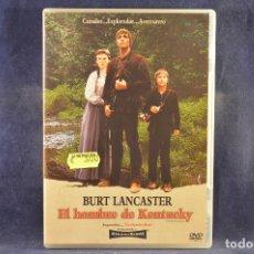 Cine: EL HOMBRE DE KENTUCKY - DVD . Lote 195281386