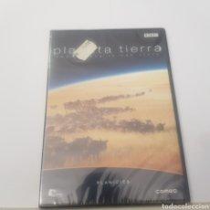 Cine: (DVS 25) PLANICIES‐ DVD SEGUNDA MANO TAPA FINA. Lote 195281651