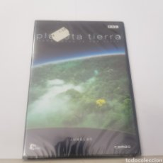 Cine: (DVS 25) PLANETA TIERRA JUNGLAS ‐ DVD SEGUNDA MANO TAPA FINA. Lote 195282053