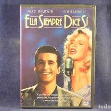 Cine: ELLA SIEMPRE DICE SI - DVD . Lote 195282277
