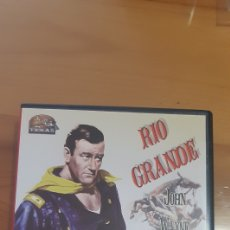 Cine: PELICULA CLASICA DVD RIO GRANDE,1950. Lote 195285040