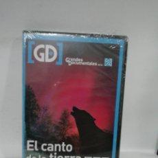 Cine: (S 361)EL CANTO DE LA TIERRA - DVD SEGUNDA MANO. Lote 195315411